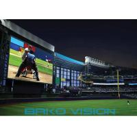 Buy cheap Full Color Screen Indoor Fixed LED Display P1.5-P3mm HD Pixels Light Weight product