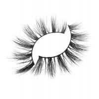 Buy cheap Customized Natural Mink Lashes Soft Mink Cluster Lashes Naturally Tapered product