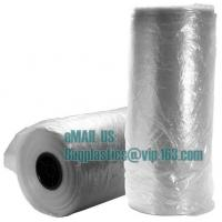 Buy cheap LDPE film on roll, laundry bag, garment cover film, film on roll, laundry sacks product