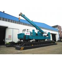 Buy cheap ZYC460 Hydraulic Static Pile Driver , Pile Drilling Equipment 16T Crane product