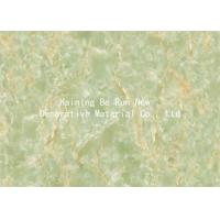 Buy cheap Real Marble Effect Hot Stamping Film 500 Meters / Roll High Saturation product