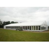 Buy cheap 1000 People Canopy Marquee Party Tent for Romantic Wedding 3-40m Width product