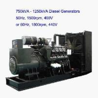 Buy cheap 800kw Diesel Generator (HGM1100) product