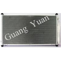 Buy cheap Humidity Resistance Automotive AC Condenser For Toyota 16mm Thickness Core product