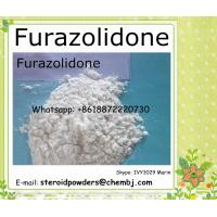 Buy cheap Antimicrobial Fungicide Furazolidone 67-45-8 Pharmaceutical Raw Materials for Anti - infective drugs product
