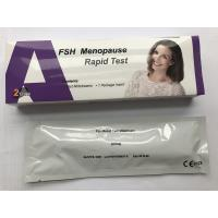 Buy cheap FSH Rapid Test Midstream Rapid Test Kits Detection For Follicle Stimulating Hormone product
