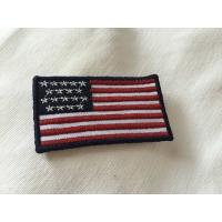 Custom Embroidered Military Name Patches , Large 3D Embroidery Patches
