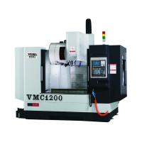 China VMC1200 Chinese cnc vertical machining center for sale,4 axis cnc milling machine on sale