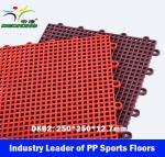 Buy cheap Tennis Court PP Floor,Tennis Court PP Sport flooring, Tennis Court PP sport tiles product