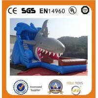 Buy cheap Amazing!!2015 Best Quality cheap inflatable jumping slide for sale product