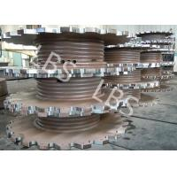 Buy cheap Steel Plate Rolling Integral Type Grooving Drum Of Crane Winch product