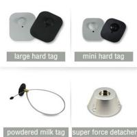 Quality 45 * 10.8mm 58KHz Magnetic EAS Hard Tag / Shop Security Tag Systems for sale