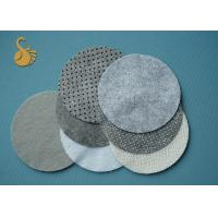 Buy cheap Shockproof Nonwoven Felt / Eco-Friendly Printed Foor Carpet Pad product