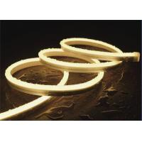 China Silicone SMD LED Strip Lights , Outdoor LED Strip Lights Waterproof IP67 Protection on sale