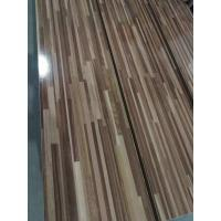 Buy cheap Easy To Processiong Laminated Particle Board With Pine And Hardwood Combi Core product