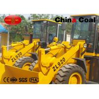 Buy cheap ZL-920 Mini Wheel Loader  Road Construction Machinery with 2 Tons product