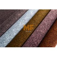 Buy cheap Bright Upholstery Printed Velboa Fabric For Jewelry Box / Gift Box 320 - 350 Gsm product