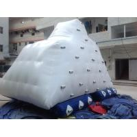 Buy cheap whole inflatable water park -customized color IceTower XL with logos product