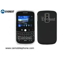 China WIFI Enabled Mobile Phones TV mobile phone Qwerty dual sim mobile phone Everest 9000C on sale