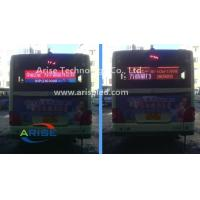 Buy cheap Wireless Vehicle BUS LED display P6 P8 product