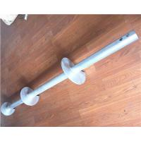 Buy cheap Original Earth Helical Piers Underpinning Screw Pile Ground Helical Anchor product