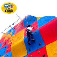 Buy cheap Amusement Parks Kids Rock Climbing Wall For Age Range 3 - 14 Years Old product