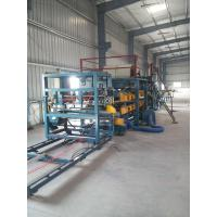 Buy cheap 1250mm Width Simple Sandwich Panel Machinery 28Kw 380V / 3P / 50HZ product