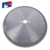 Buy cheap 300mm 72T Alloy Saw Blade with Tungsten Carbide Tips for Mental Aluminum product