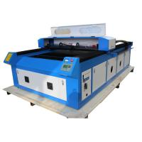 Buy cheap Large Advertising Sign Board Co2 Laser Engraving Cutting Machine 4*8 Feet 1300*2500mm product