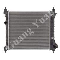 Buy cheap High Performance GMC Radiator Replacement , DPI 13342 Chevrolet Spark Radiator product