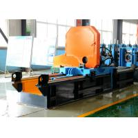 Buy cheap Steel Pipe Making Machine / Cold Cut Pipe Saw , High Speed  Max 90m / min product