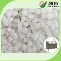 Buy cheap Spine Bookbinding Hot Melt Glue Pellets , Yellowish Industrial Strength Hot Glue product