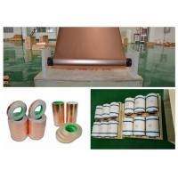 Buy cheap 99.95% High Purity Lithium Ion Battery Copper Foil None Pinholes product