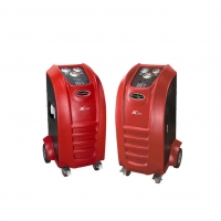 Buy cheap Red 1.8CFM Ac Recovery Recycle And Recharge Machine For Car product