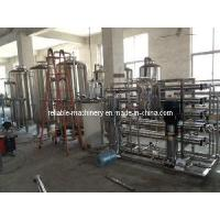 Buy cheap 5t RO Water Treatment System/Water Purifier Equipment (RO-5T) product