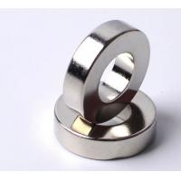China Permanent Alnico Ring Magnets Size Customized Stable And Long Lifetime on sale