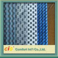 Buy cheap Grey Eco Friendly Auto Interior Decoration Automotive Upholstery Fabric 100% Polyester product