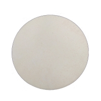 Buy cheap Good Performance 12 Inch Cordierite Pizza Stone , High Density Refractory Baking Stone product