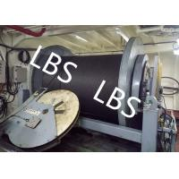 Buy cheap Electric / Hydraulic Anchor Windlass And Mooring Winch Wire Rope Sling Type product