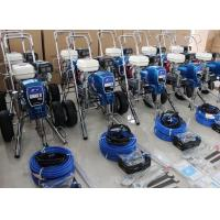 Quality Honda Engine Gas Powered Airless Paint Sprayer For Residential Interior Walls And Ceilings for sale