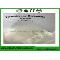 Buy cheap Male Testosterone Steroids Testosterone Decanoate CAS 5721-91-5 for Muscle Building product