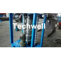 Buy cheap Steel Coil Sheet Metal Bending Machine For Curved Arch Roofing Sheet ,  Auto Crimping Curved Machine product