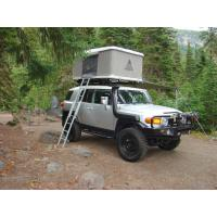 Buy cheap Pop Up Auto Hard Shell Truck Tent Air Permeable For Travel Hiking Camping product