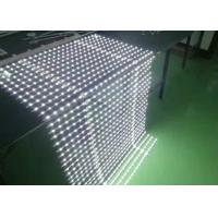 Buy cheap 6000 - 7000K Light Diffuse Reflection Light Strip Less Bright 0.2W Per Bulb For Sign Box product