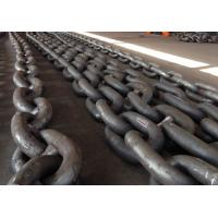Buy cheap Offshore Mooring Anchor Chain R3 Grade Stud / Studless Link With Certificate product