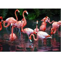 Buy cheap PET 50*70cm 3D Lenticular Pictures , Custom 3d Lenticular Photo With Frame from wholesalers