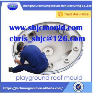 aluminum roof rotational mould