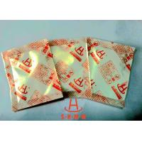 Buy cheap Moisture Proof Calcium Chloride Desiccant 10g For Melamine And Handicrafts product