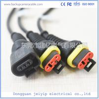 Buy cheap Bus Internal 16 Pin Terminal Cable , Vehicle Interior Automobile Anti Plug-In Cable product