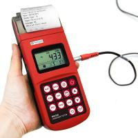 Buy cheap High Effective Electronic Portable Hardness Tester Durometer With Printer product